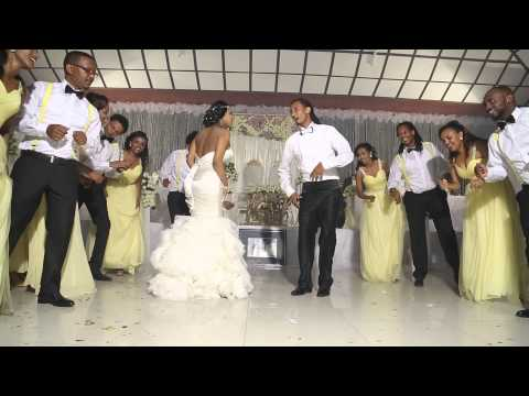 Best Ethiopian Wedding Dance, Seble Asrat And Tamene