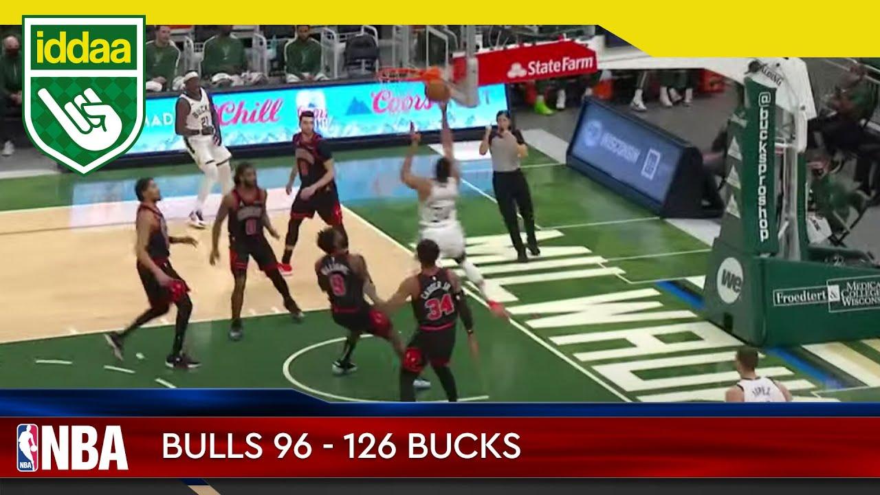 Chicago Bulls – Milwaukee Bucks Maç Özeti