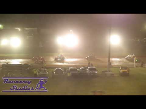 USAC AMSOIL National Sprint Cars at Bloomington Speedway - 4/12/2019