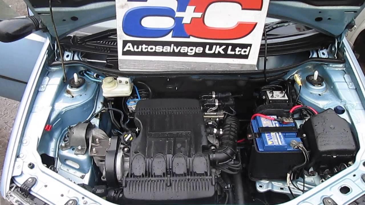 Fiat Punto II Scheda Tecnica