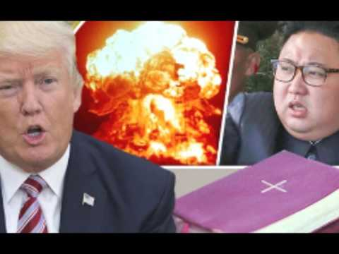 End Of The World Prophecy Pastor Says Bible Hints Us Korea