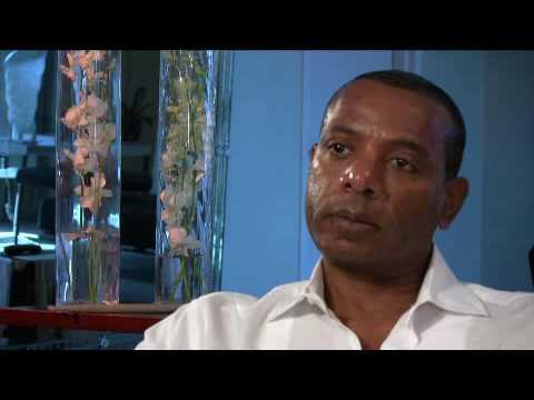 Michael Jackson Chef Master, Douglas B. Jones, Interview Part 1