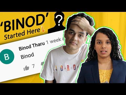 Who Is BINOD? How We Created a VIRAL Meme