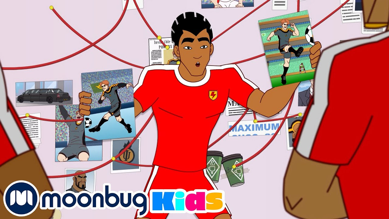 Download Perfect Match - SUPA STRIKAS Season 7 | Football Cartoon