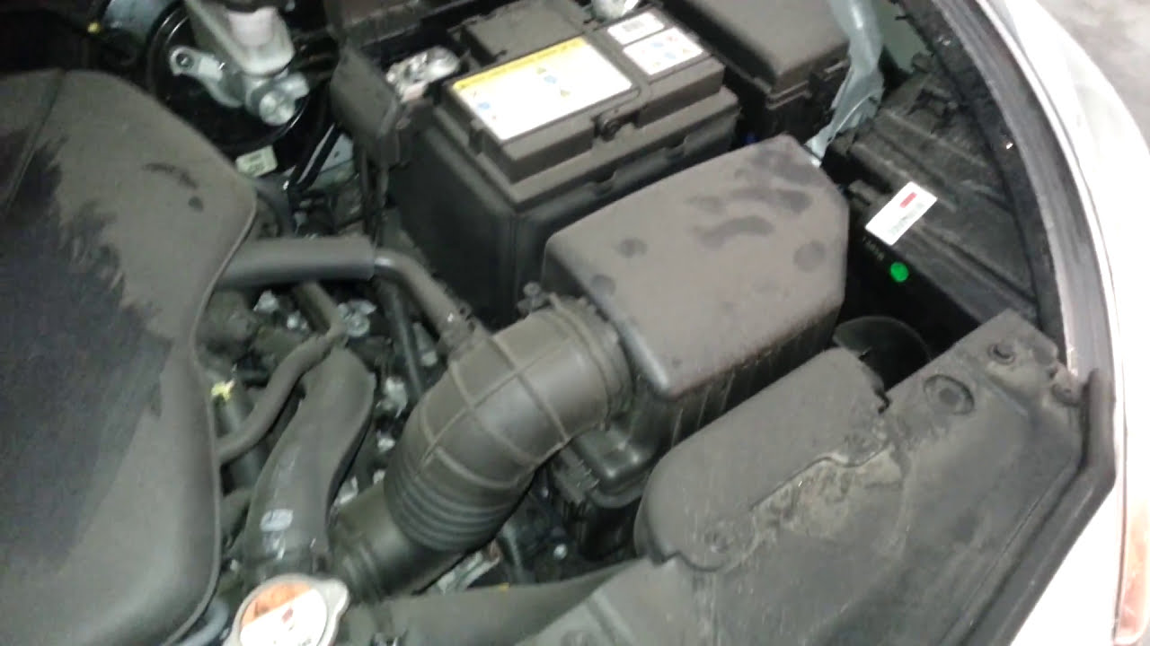2013 Hyundai Accent - Gamma Gdi 1 6l I4 Engine Idling After Oil Change &  Spark Plugs  Paul79uf 00:28 HD