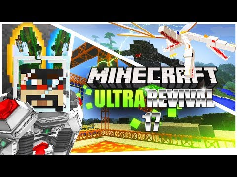 Minecraft: Ultra Modded Revival Ep. 17 - MOBZILLA