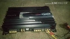 Car amplifier using at home