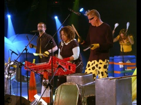 Recycled Material Junk Music Band