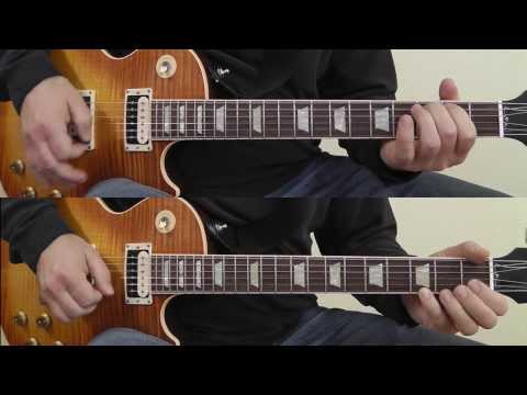 Bonafide - Fill Your Head With Rock - with Solo - cover by RhythmGuitarX