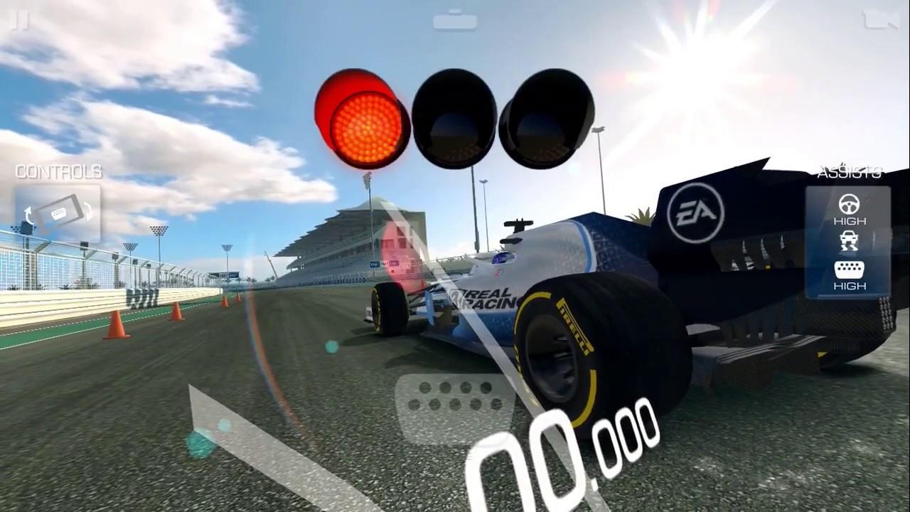 FORMULA 1 RACING GAMES 2020 : Real Racing 3 GamePlay ...