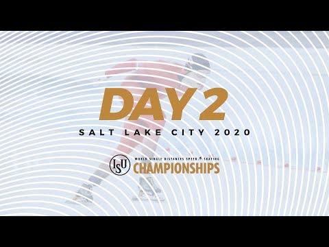 LIVE 🔴 | Day 2 | ISU World Single Distances Speed Skating Championships | #WorldSpeed