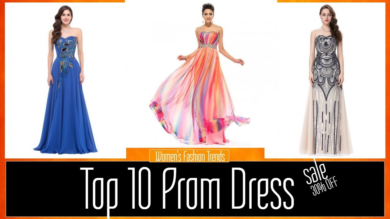 Top 10 Prom Dress Online Shopping Fails 2018 Youtube