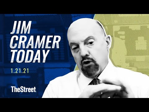Airlines, Amazon, Fuelcell: Jim Cramer's Stock Market Breakdown - Jan. 21