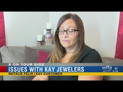 Kay Jewelers missing rings