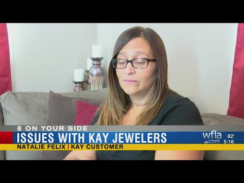 Kay Jewelers missing rings