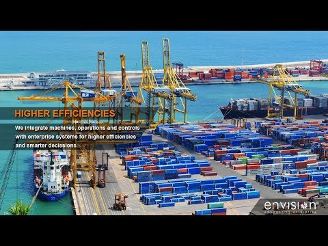 Envision's iPortman solution for Ports & Terminals