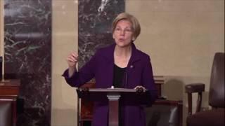 Sen. Elizabeth Warren floor speech on the Affordable Care Act