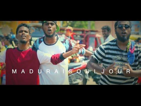 """Madurai Souljour - """"Yeppadi Padinaro"""" Unofficial Street Jam In Thiruvizha"""