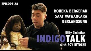 Video IndigoTalk #28 Boneka Bergerak Saat Wawancara Berlangsung download MP3, 3GP, MP4, WEBM, AVI, FLV Mei 2018