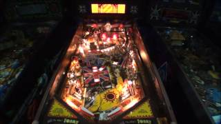 Tommy Pinball Machine by Data East