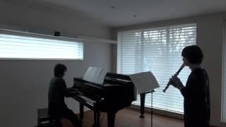 手嶌葵の「明日への手紙」を、リコーダーとピアノ用にアレンジしました...