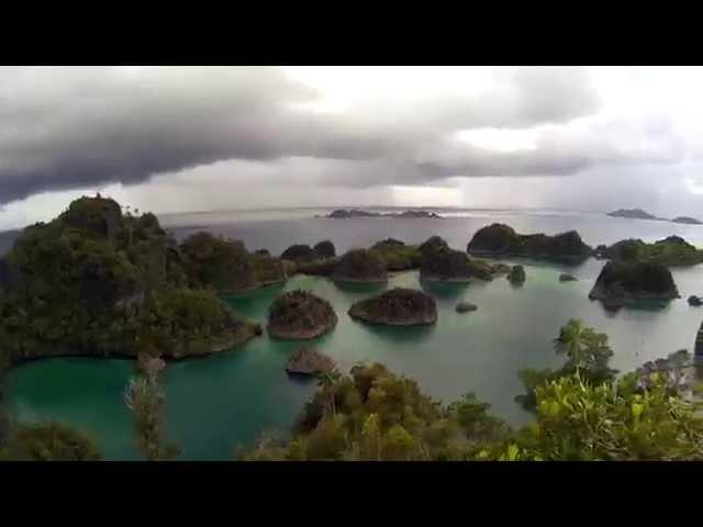 OzDive in Indonesia - Diving at Raja Ampat (2014)