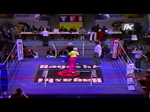 CHAMPIONNAT MONDE KICKBOXING 1991  COMMENTAIRES JEAN-PHILIPPE LUSTYK ET DANIEL RENNESSON