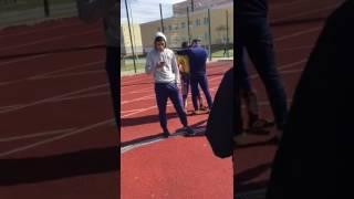 БАТЛ танцев таджик против Африканца (ЧАСТЬ 2)