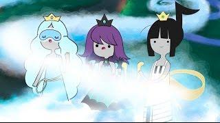 Adventure Time: Secret of the Nameless Kingdom Teaser Trailer - Comic-con 2014