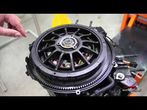 Evinrude E-TEC G2 200 HP Test Video- By BoatTEST com
