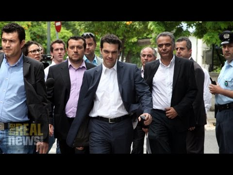Greek Government Struggles to Stay in Power