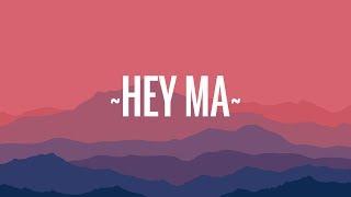 Pitbull & J Balvin - Hey Ma ft Camila Cabello (Spanish Version) (Lyrics/Letra)