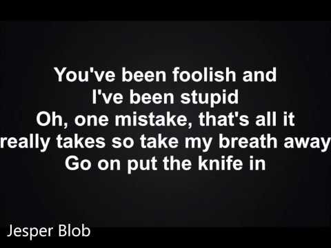 Cher Lloyd - Sweet Despair - Lyrics Video