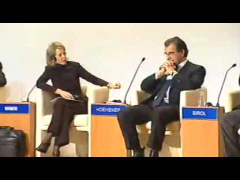 Davos Open Forum 2007 - Sustainable Energy Consumption