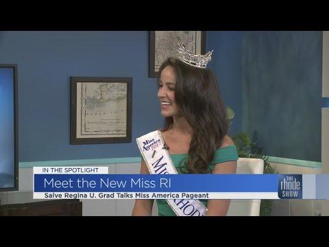 Miss Rhode Island, America