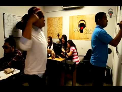 BPO Radio Harlem Shake