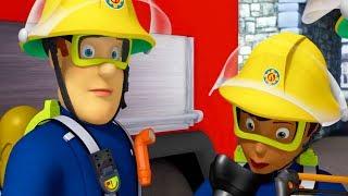 Sam il Pompiere italiano | Lanterne cinesi - Mezz'ora di episodi | Cartone