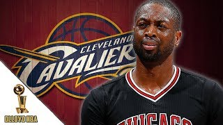 Dwyane Wade Becomes Free Agent After Agreeing To Buyout From Chicago Bulls!! Will He Land With Cavs?