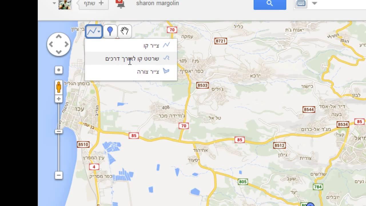 האחרון גוגל מפות חישוב מסלול - YouTube YB-49