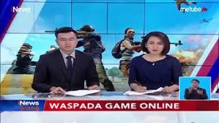 Buta karena game online