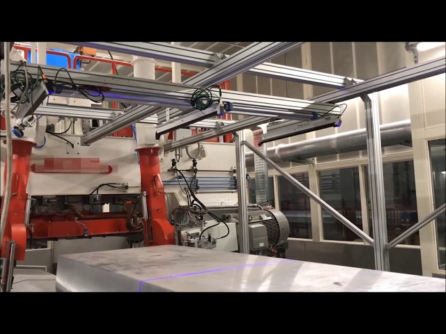 Aluminium Ingot Scanning