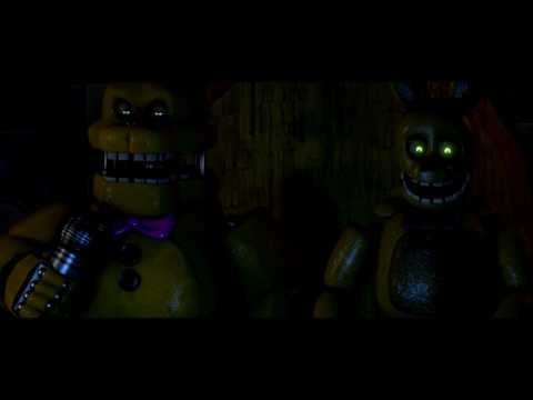 RETURN TO THE FAMILY DINER trailer ( my first fnaf fan game coming soon )