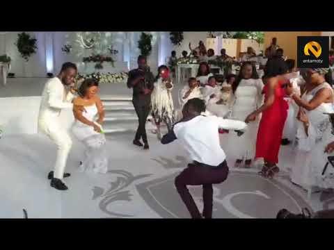 Nana Ama McBrown Hits The Dance Floor While Performing Akwaboah Posti Me
