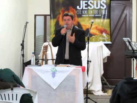 Cuidado com a Capa de Acã - Pastor Deodato (Ministério Diferentes)