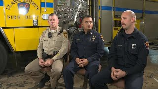 First responders recount Las Vegas shooting