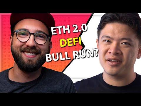 Ethereum 2.0 and the DeFi Bull Run w/ Hashoshi