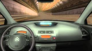 Citroen C4 Robot Game Play