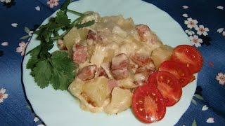Тартифлет (Tartiflette) - блюдо французской кухни: простые кулинарные рецепты