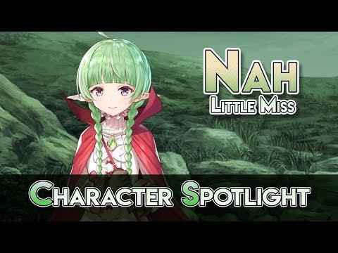 Fire Emblem Character Spotlight; Nah