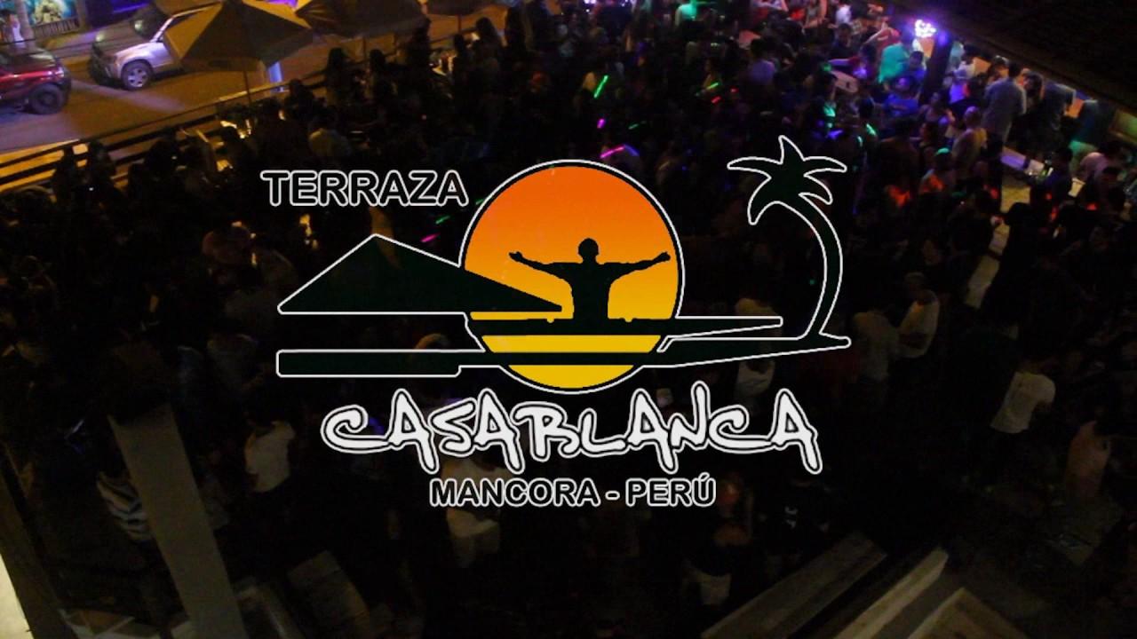 Spot Terraza Casa Blanca Mancora 2017 Youtube